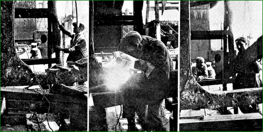 ¿Quien inventó la primera máquina de soldar?